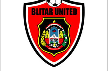Logo Blitar United Vector Cdr