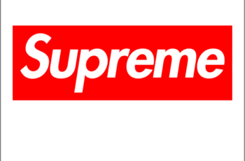Logo Supreme Vector Cdr