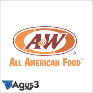 Logo A&W All American Food Vector Cdr