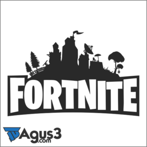Logo Game Fortnite Vector Cdr