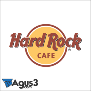 Logo Hard Rock Cafe Vector Cdr