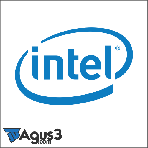 Logo Intel Vector Cdr