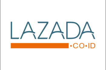 Logo Lazada Co ID Vector Cdr