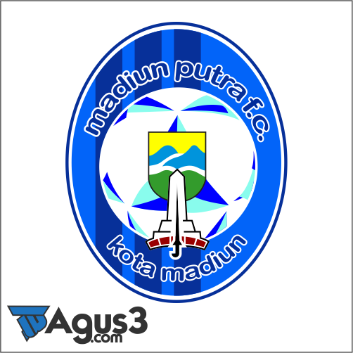 Logo Madiun Putra FC Vector Cdr