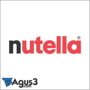 Logo Nutella Vector Cdr