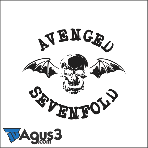 Logo Band Avenged Sevenfold Vector Cdr