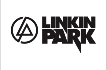 Logo Band Likin Park Vector Cdr