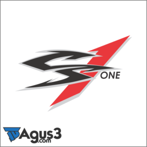 Logo Honda CS1 One Vector Cdr