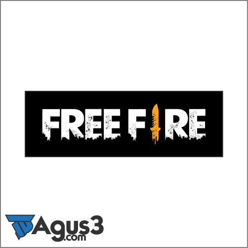 Logo Game Free Fire Vector Cdr