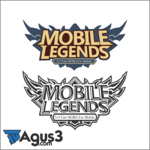 Logo Game ML Mobile Legends Vector Cdr