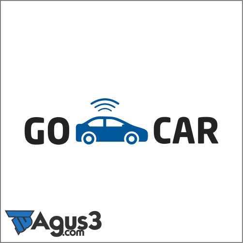 Logo Go Car Vector Cdr