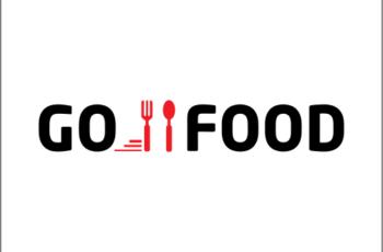 Logo Go Food Vector Cdr