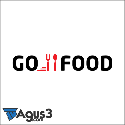Logo Go Food Vector Cdr