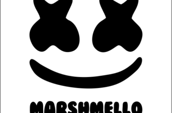 Logo Marshmello Vector Cdr