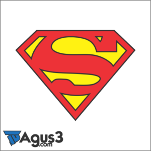 Logo Superman Vector Cdr