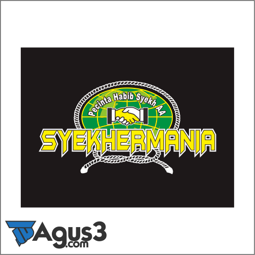Logo Syekhermania Vector Cdr