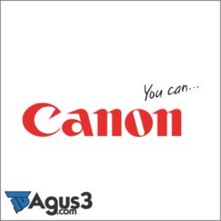 Logo Canon Vector Cdr